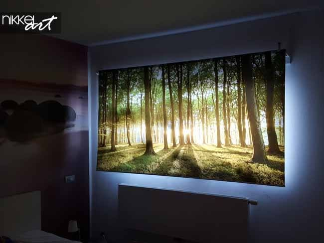 Buy Now Printed Roller Blinds With 20 Off Nikkel Art
