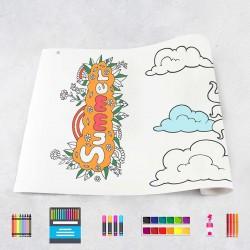 Drawing roll Summer
