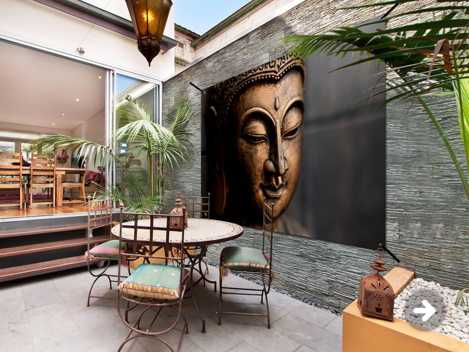 Gardenposter Buddha