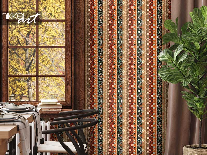 Wallpapers Ethnic seamless pattern