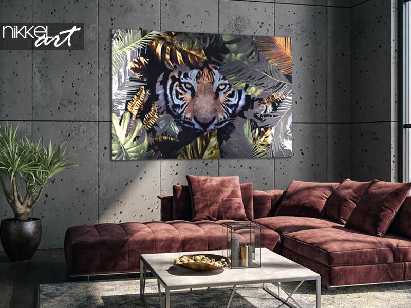 Gloss Editions Hidden Tiger