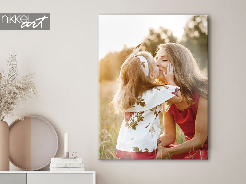 Print from Your photo on canvas
