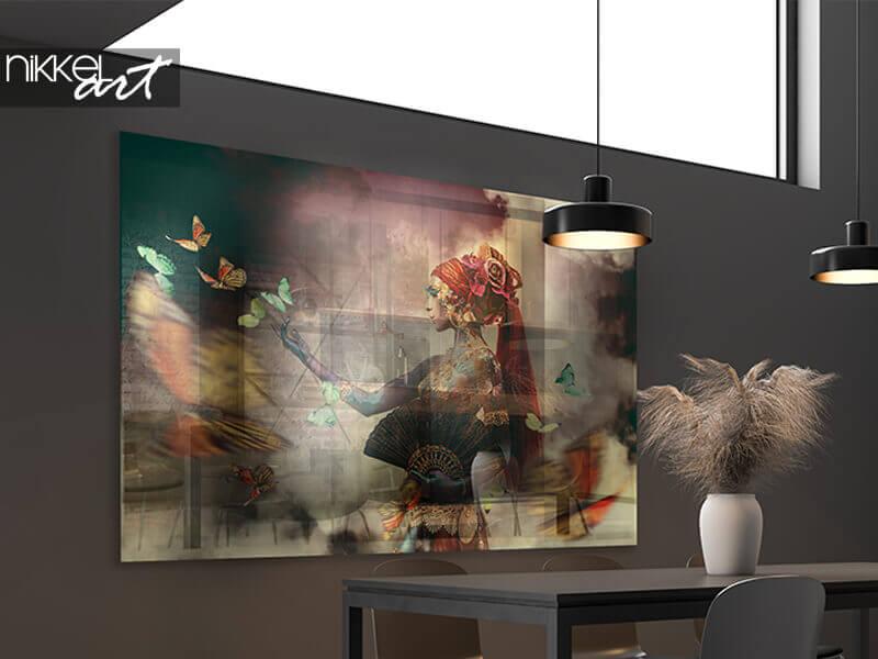 Acrylic prints Jaime Ibarra - Aeviternal