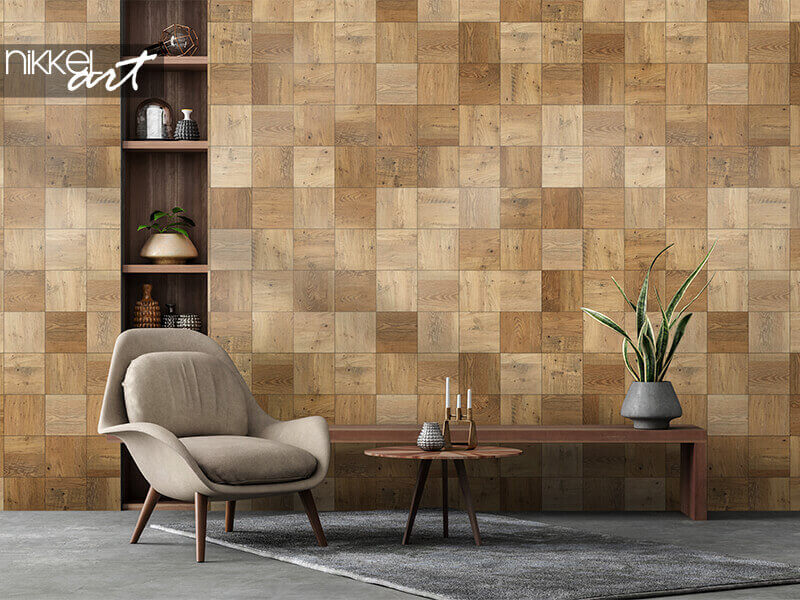 Wallpapers Seamless wood parquet texture