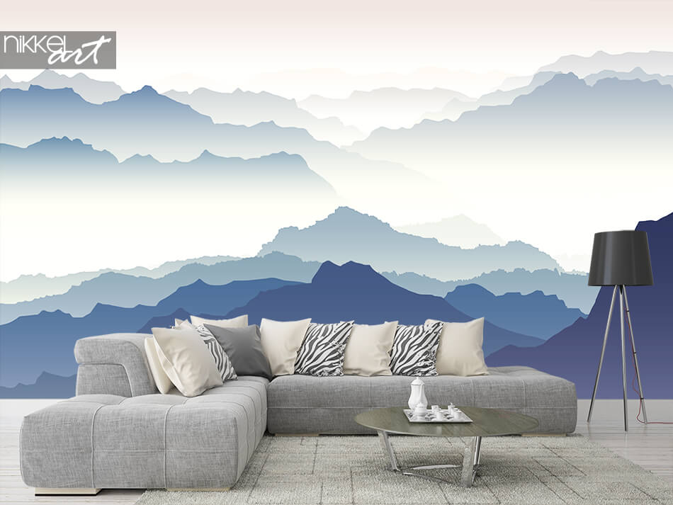 Wall Murals Mountains