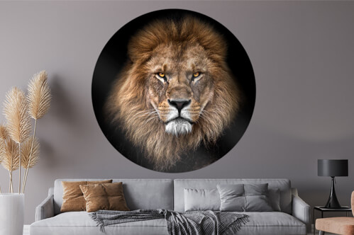 Self-adhesive wall murals Lion King