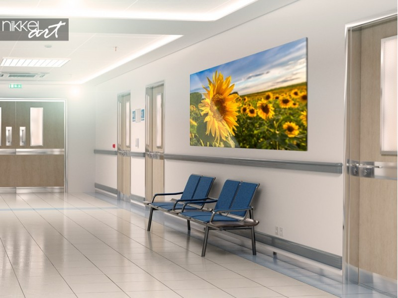 Acrylic Prints, Aluminium Prints and Glass Prints with Greenguard Gold Certificate