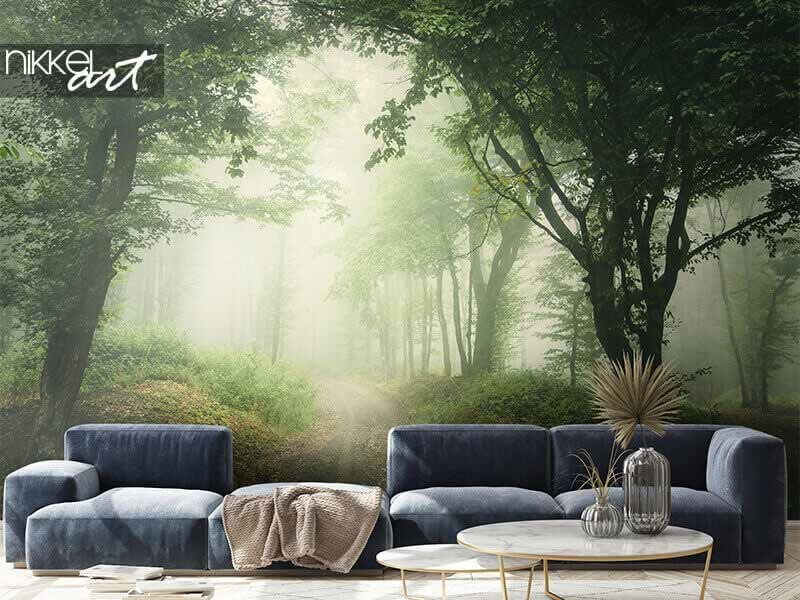 Bring nature into your home with landscape wall murals