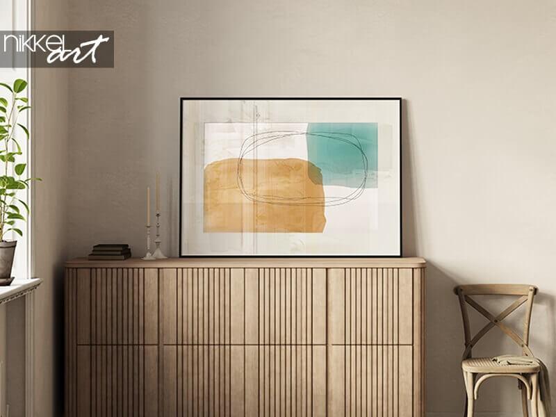 Deco trend: minimalist posters