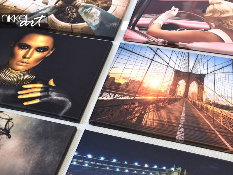 Order a photo on canvas? This is how to recognize quality