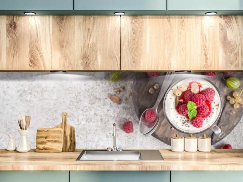 The most beautiful splashbacks for the real kitchen hero