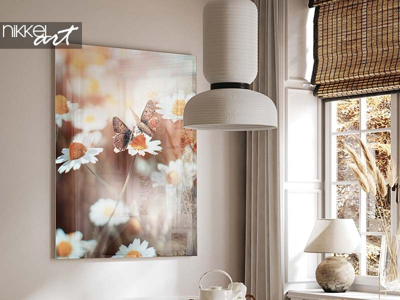 Ideas for hanging your acrylic print