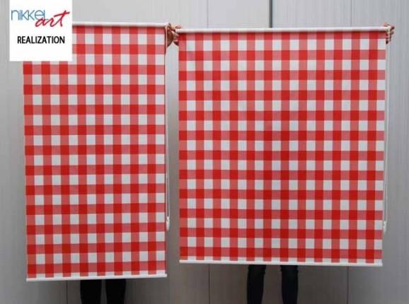 Custom Blinds Pattern