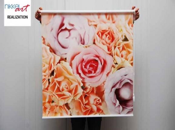 Custom Blinds Roses