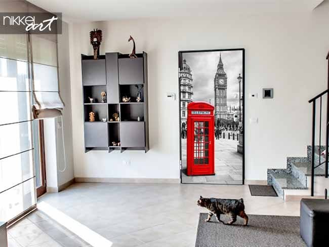 Door stickers London