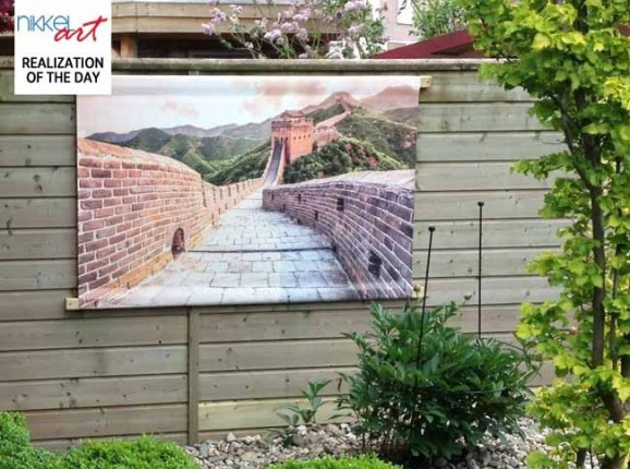 Photo Garden Posters Great Wall