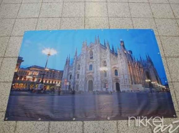 Photo of Garden Poster Milan
