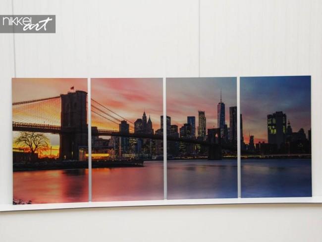 Photo on Aluminium Bridges