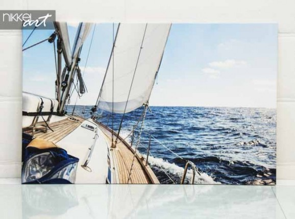 Photo on Canvas Yacht