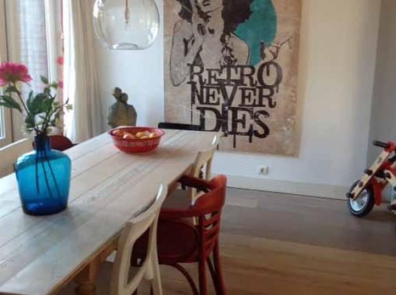 Poster retro never die!