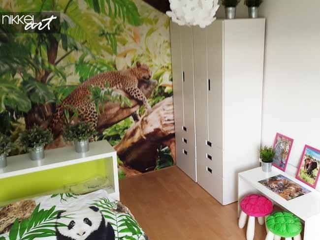 Wall Murals Leopard