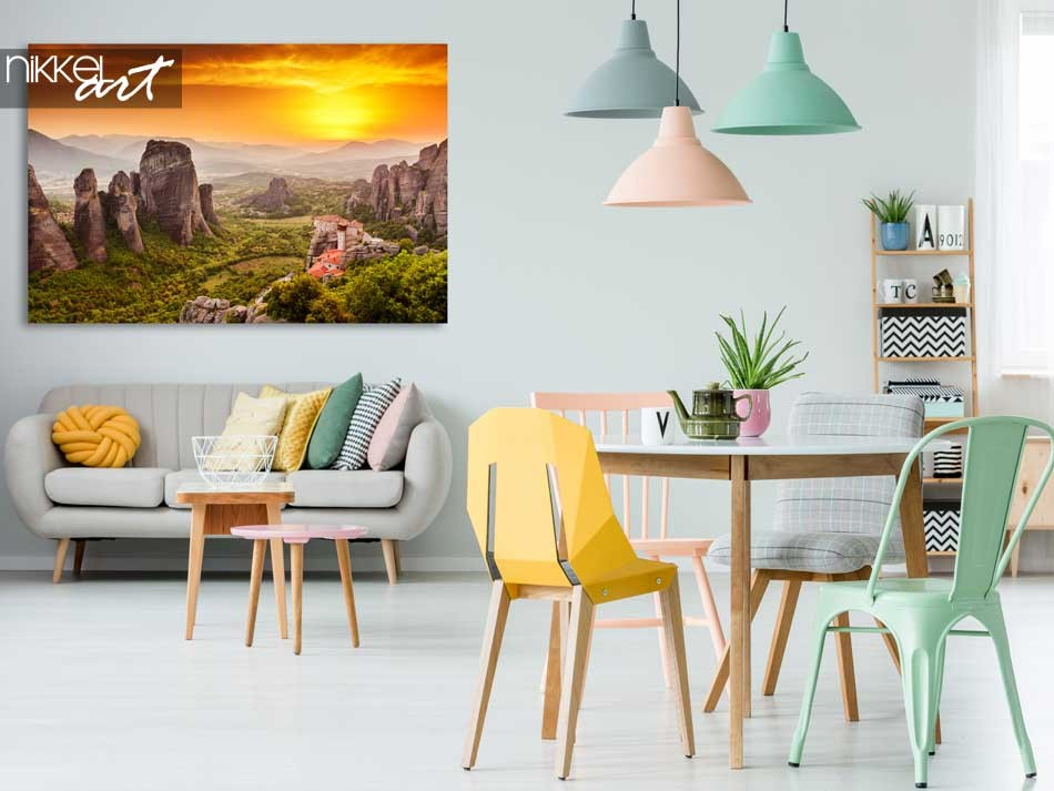 Acrylic Prints Landscapes