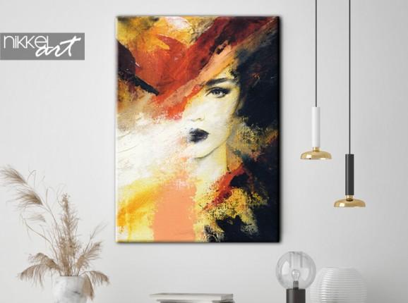 Artistic canvas