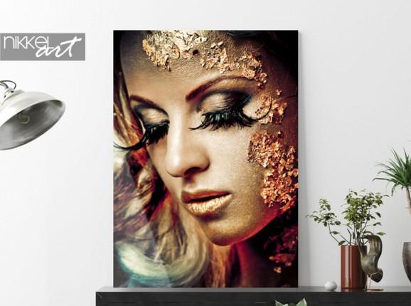 Artistic photo on acrylic