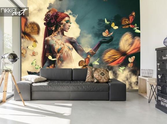 Wall Murals Jaime Ibarra - Ataraxia