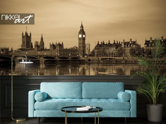 Photo wallpaper London