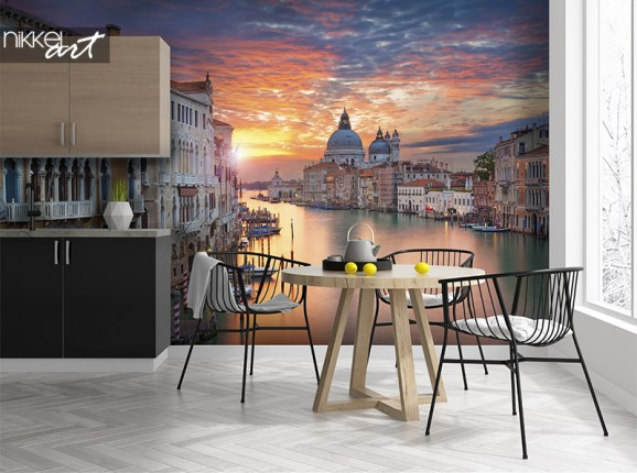 Photo wallpaper Venice