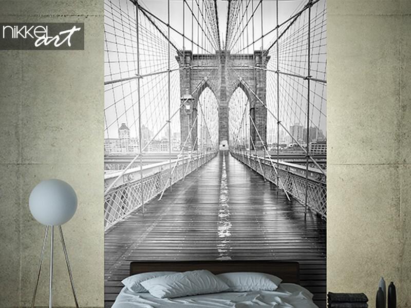 Wall paper Brooklyn Bridge