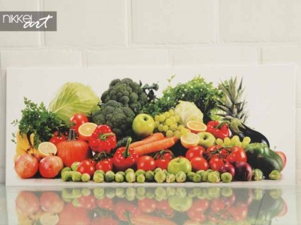 Photo on Canvas Fresh vegetables