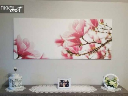 Photo on Canvas Magnolia