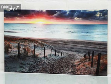 Photo on Canvas North Sea