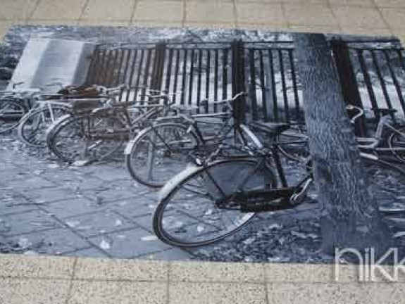 Photo of Garden Poster Bicycle