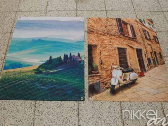 Photo of Garden Poster Tuscany
