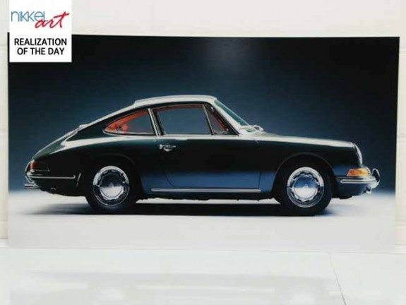 Photo on Acrylic Anti Reflex Porsche