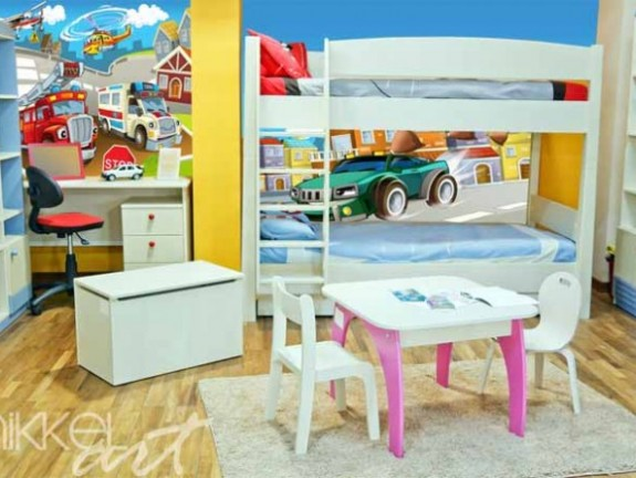 Wall Mural for kids | Cars
