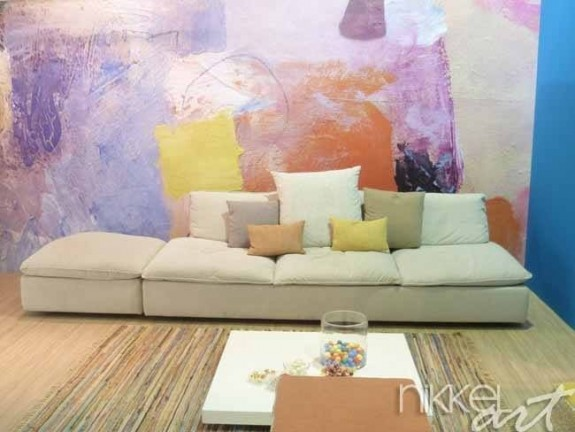 Wall Murals Abstract