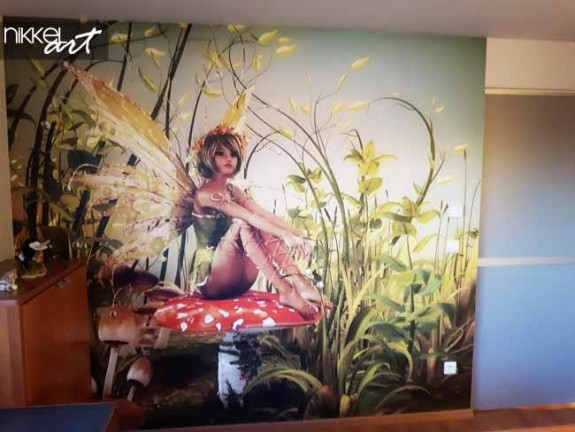 Wall Murals Fairies and elves