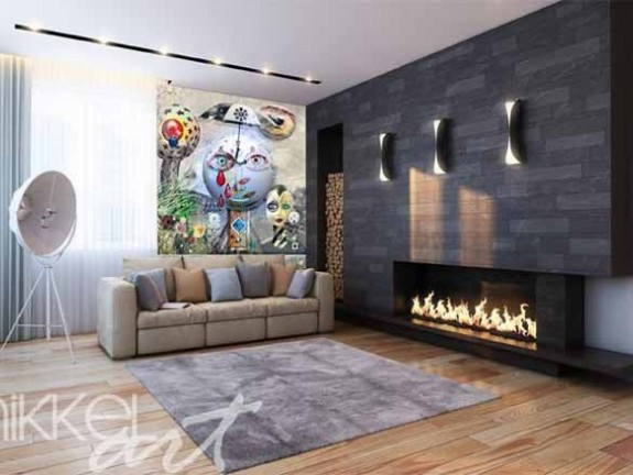 Wall Murals Imagination