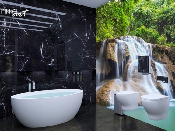 Wall Murals Waterfalls